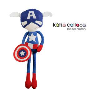 Projeto Capitão América