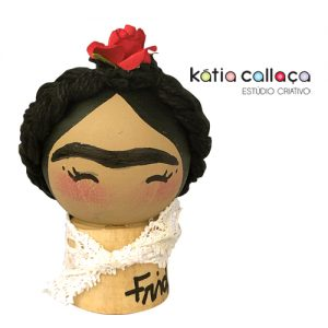 Peg Doll Frida